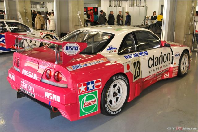 Anyone Have Links To Info On This R33 Gtr Race Car Gt R